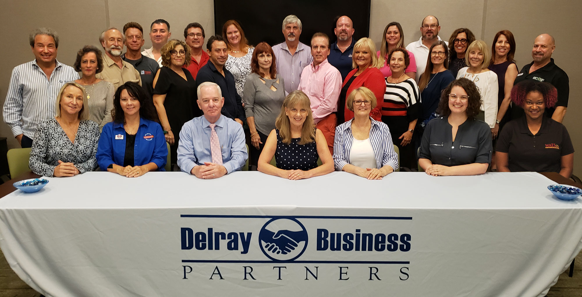 delray business partners leads group members